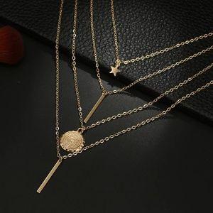 Vintage Multilayer Necklace for Women